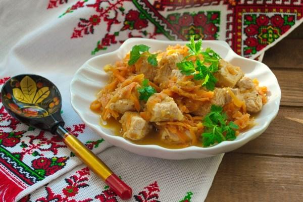 Гуляш с подливкой - пошаговый рецепт с фото на Повар.ру