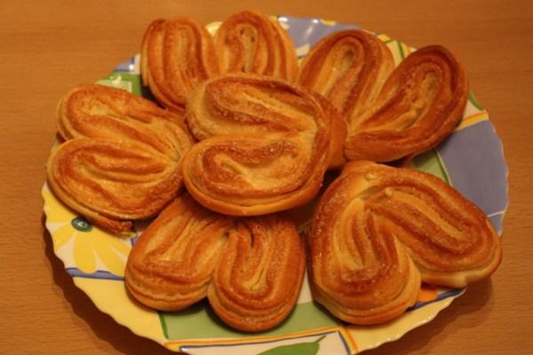 Плюшки с сахаром - пошаговый рецепт с фото на Повар.ру