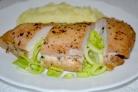 Куриные грудки в сливках под сыром - пошаговый рецепт с ...