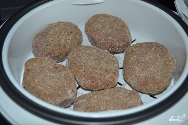 Паровые котлеты из говядины - пошаговый рецепт с фото на ...