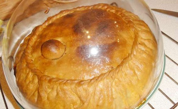 Балиш с курицей и картошкой - пошаговый рецепт с фото на ...