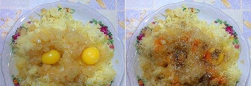 Картофельные зразы с сосиской - пошаговый рецепт с фото на ...