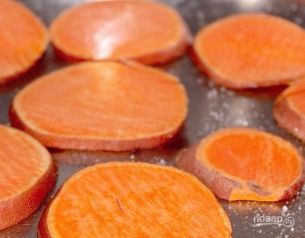 Закуска из батата - пошаговый рецепт с фото на Повар.ру