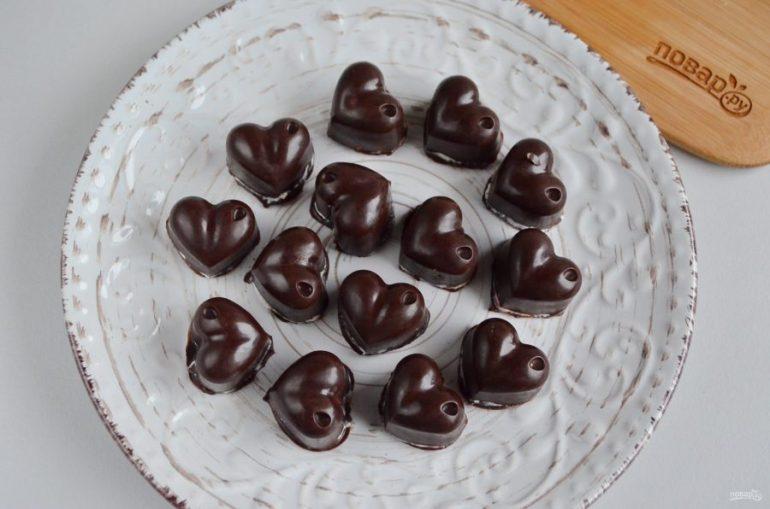 """Конфеты """"Чизкейк"""" в шоколаде"""