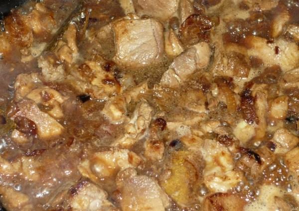 Гуляш свиной - пошаговый рецепт с фото на Повар.ру
