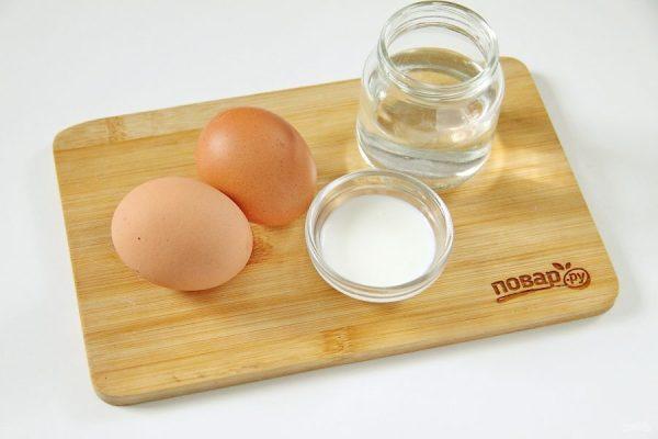 Омлет в микроволновке для ребенка - пошаговый рецепт с ...