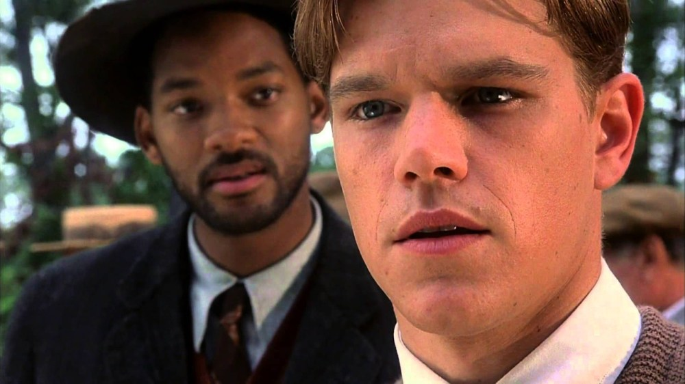 His name was Bagger Vance (2000) - Will Smith movies