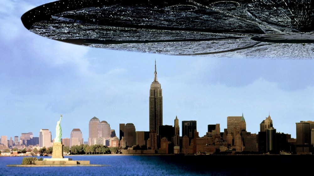 Independence Day (1996) - Will Smith films