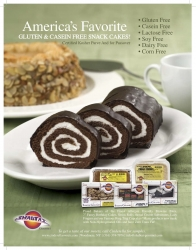 Shabtai Gourmet Gluten-Free Bakery Wins Best New Kosher for Passover Product at Kosherfest's 2010 New Product Competition