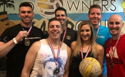 2313, Inc. Raises Money for Operation Smile in Charity Volleyball Tournament