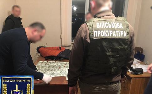 """Директора одного з заводів """"Укроборонпрому"""" впіймали на хабарі"""