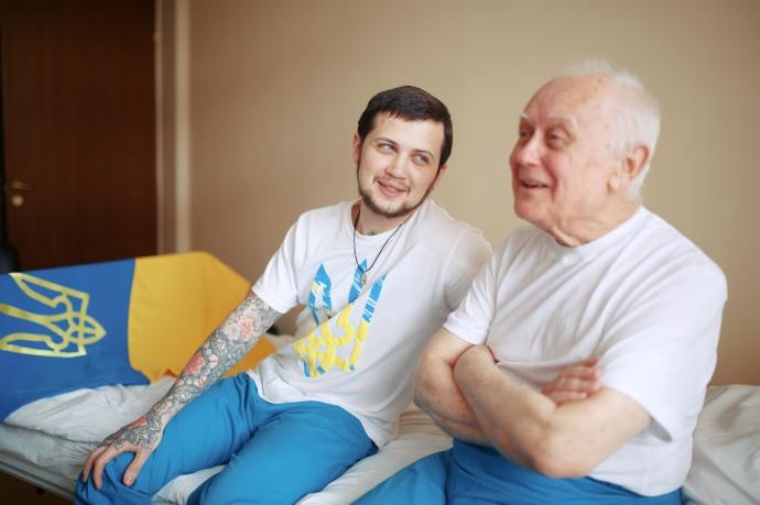 Afanasyev and Soloshenko