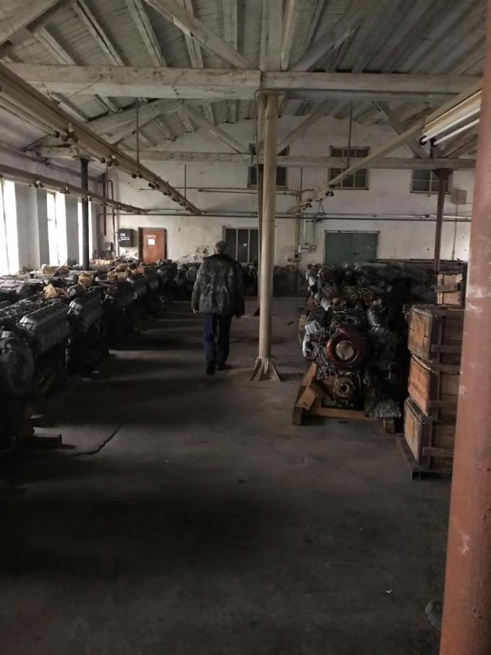 Силовики виявили склади з викраденим та контрабандним військовим майном
