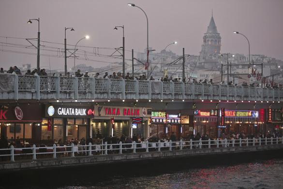 В Стамбуле оповестили о возросшей угрозе безопасности
