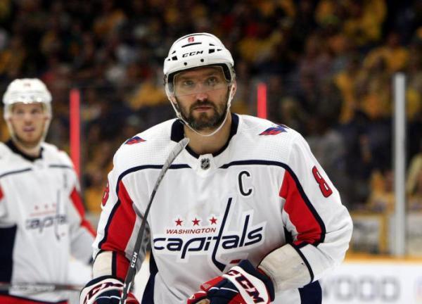 Видео: лучшим голом НХЛ в XXI веке признана шайба Овечкина