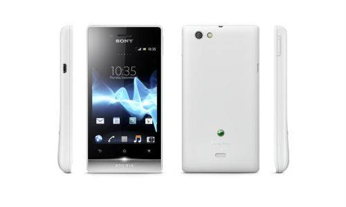 Sony Xperia Miro Mobile Phone Price in India & Specifications