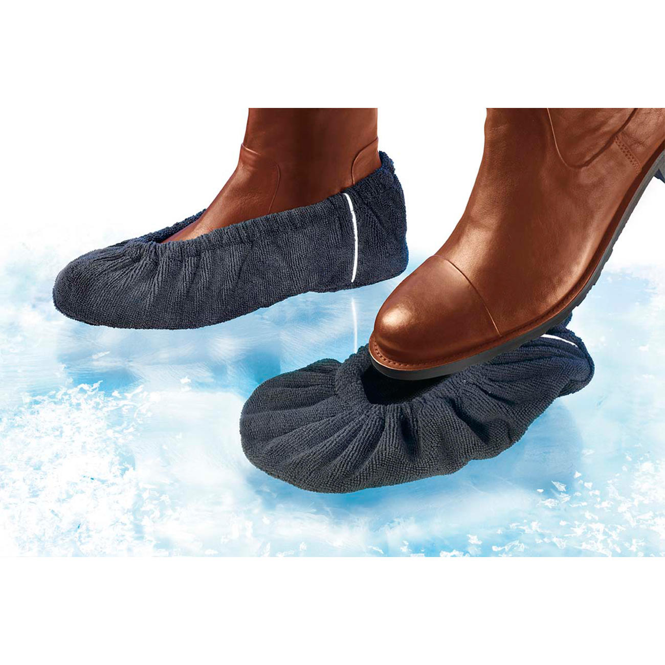 Pull Rubber Shoe Covers