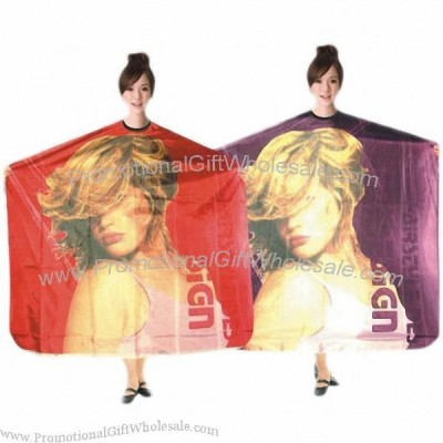 190t waterproof hairdressing hair salon capes online wholesale price