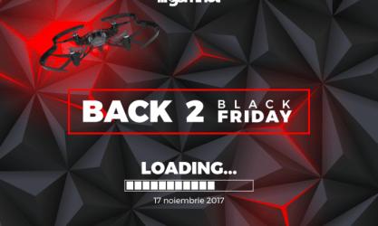 De Black Friday 2017 la GSMnet poti castiga o Drona Parrot