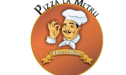 Recomand Pizza la metru de la Uncle Sam