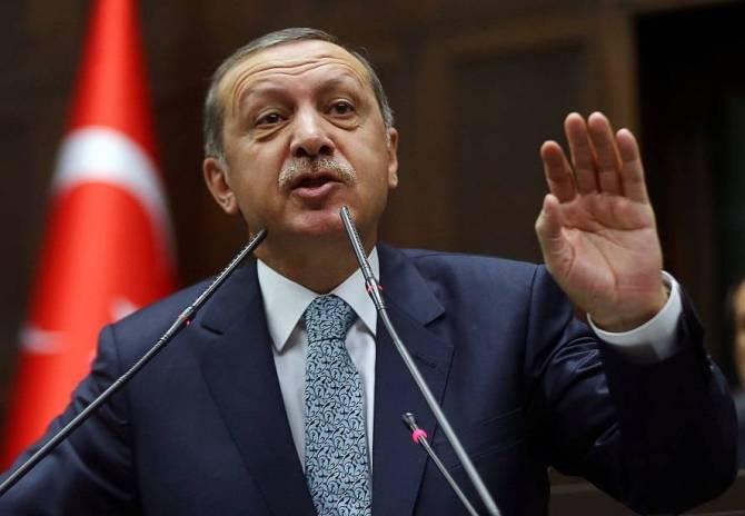 Erdogan afirmou que Hafter também pretende eliminar Erdogan os líbios de ascendência turca