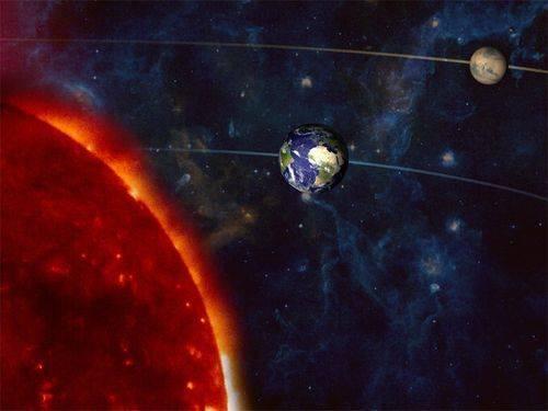Nessa terça-feira (8) astrônomos puderam observar a oposição de Marte, um evento que ocorre uma vez a cada 26 meses