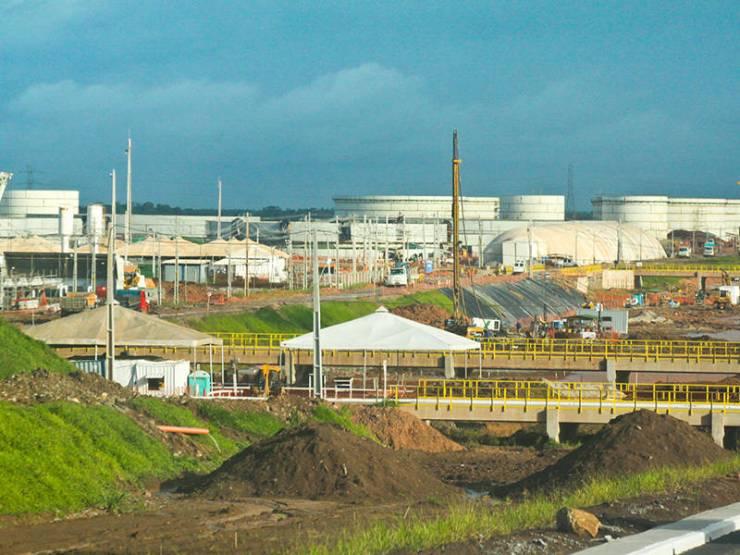 Refinaria Abreu e Lima é uma das incluídas no programa