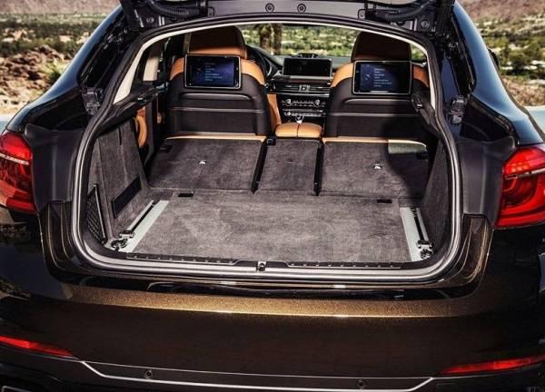 BMW X6 2015 surge ainda mais bruto e musculoso - Fotos ...
