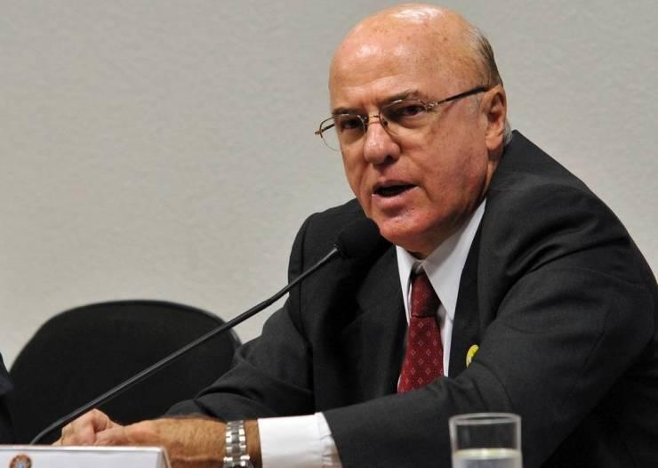 Othon Luiz Pinheiro da Silva, ex-chefe da Eletronuclear