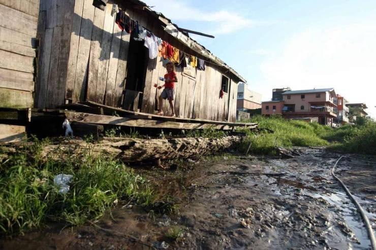 Saneamento básico é o setor mais atrasado da infraestrutura nacional