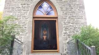 La chapelle de la Sainte-Vierge