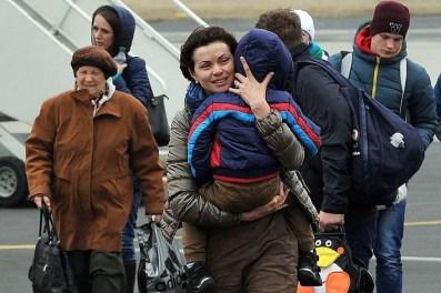 Bildergebnis für ukraine flüchtlinge public domain