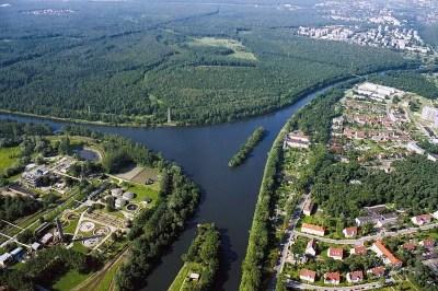 Bildergebnis für Donau-Elbe-Oder-Kanal public domain