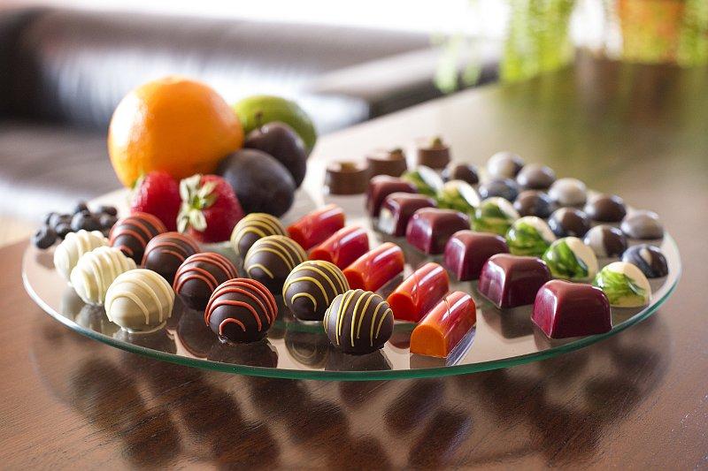 Chocolatier Melinda Varga Making Chocolate Pralines Is An