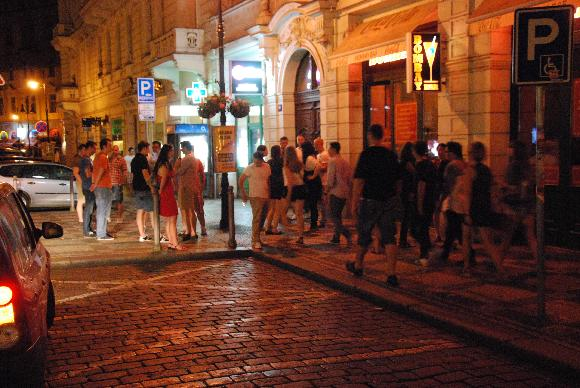 Prague Authorities Threaten To Curb Nightlife Noise With