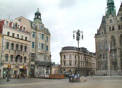 Liberec, impressions de Bohème (Tourisme République Tchèque) 4