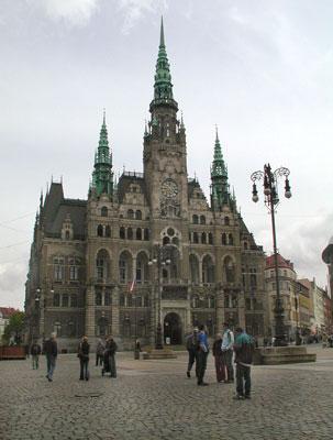 Liberec, impressions de Bohème (Tourisme République Tchèque) 6