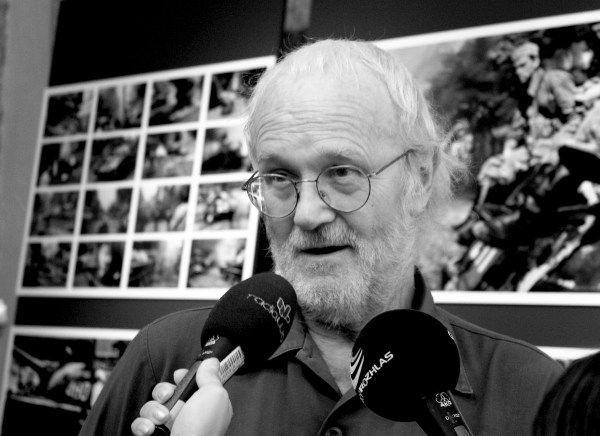 Czechs pay tribute to photographic great Josef Koudelka ...