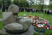Mahnmal für die Opfer des Roma-Holocaust in Lety (Foto: Jana Šustová)