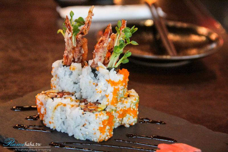 軟殼蟹卷-台北東區-日本料理-美食推薦-花酒藏