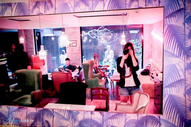 東區-時尚咖啡廳-CHLOECHN Cafe-蕾咪-攝影師自拍