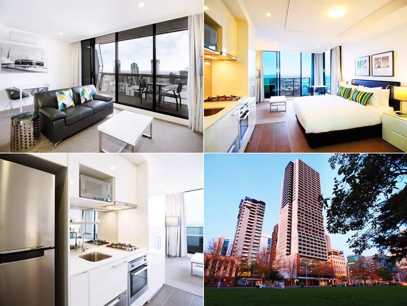 Hotel-Oaks-墨爾本-住宿推薦-墨爾本自由行-飯店-酒店-旅館-民宿-旅遊攻略-墨爾本市中心