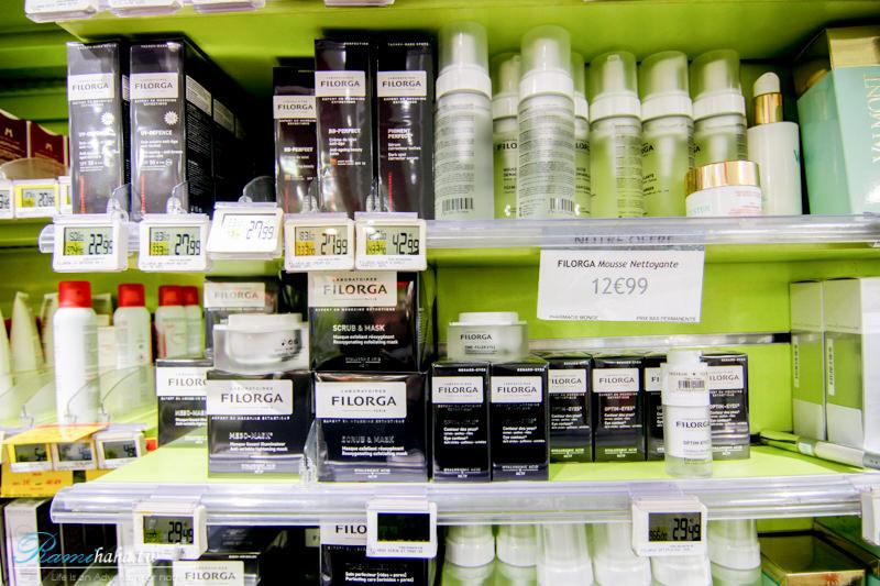 巴黎必買-蒙日藥妝-最便宜-省錢攻略-購物-旅遊退稅-pharmacie-monge