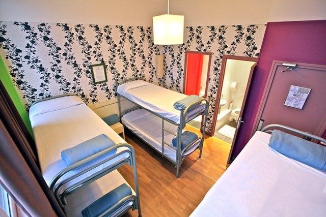 Caulaincourt Square Hostel-青年旅館-飯店-酒店-住宿推薦-巴黎-蒙馬特-聖心堂附近