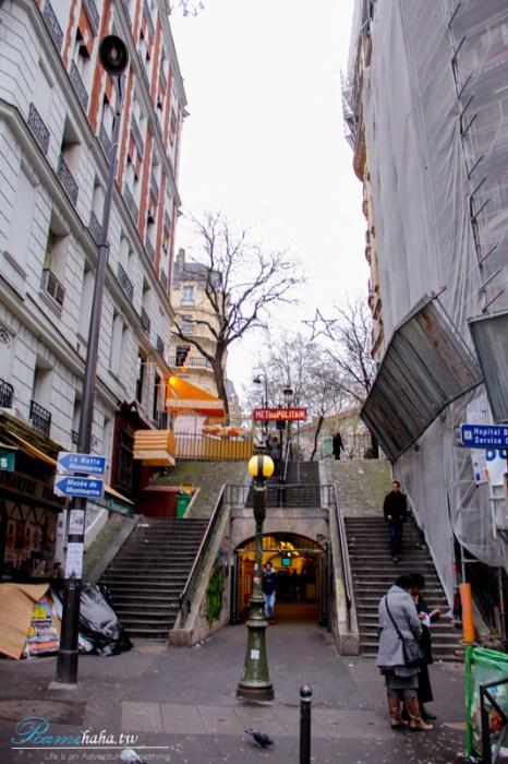 Caulaincourt Square Hostel-青年旅館-飯店-酒店-住宿推薦-巴黎-蒙馬特-聖心堂-地鐵站