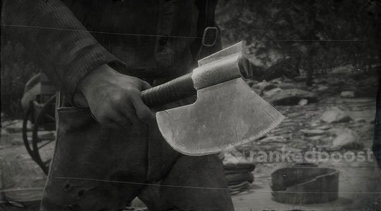 Red Dead Redemption 2 Cleaver Stats How To Get