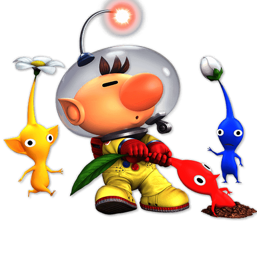 Olimar Super Smash Bros Ultimate Unlock Stats Moves