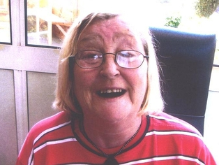 Bernie Gavan Appeal for missing woman