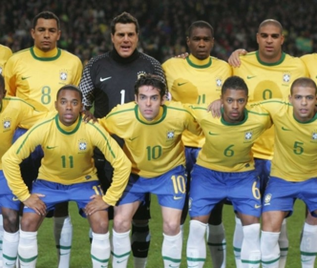 Brazil Are In The So Called Group Of Death
