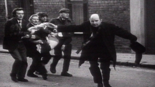 Bloody Sunday - British soldiers shot civilians